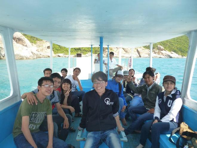 Du lịch Ninh Chữ - Vĩnh Hy