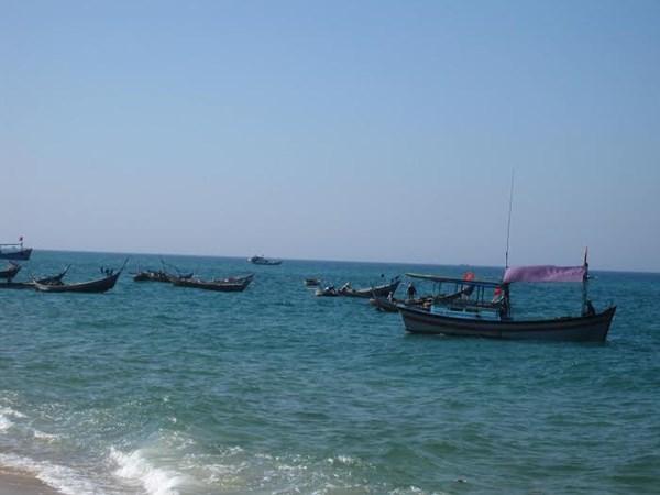 biển Phổ Vinh