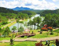 Địa điểm du lịch Đà Lạt Tết Nguyên Đán 2017