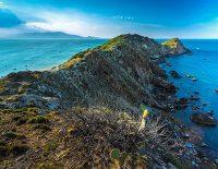 Biển Quy Nhơn thênh thang biển núi mây trời