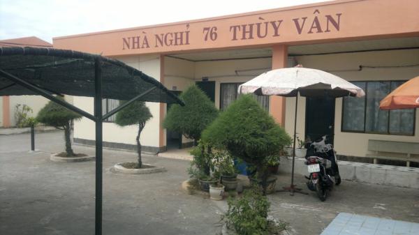 Nhà nghỉ 76 Thùy Vân ở Vũng Tàu