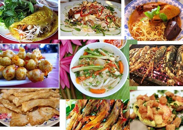 ăn gì ở Mũi Né Phan Thiết